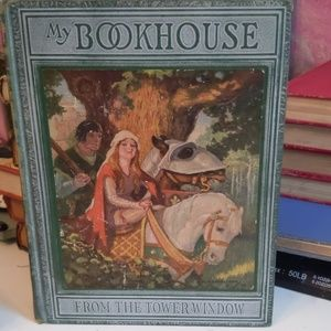 My Bookhouse vol 5. From the tower window